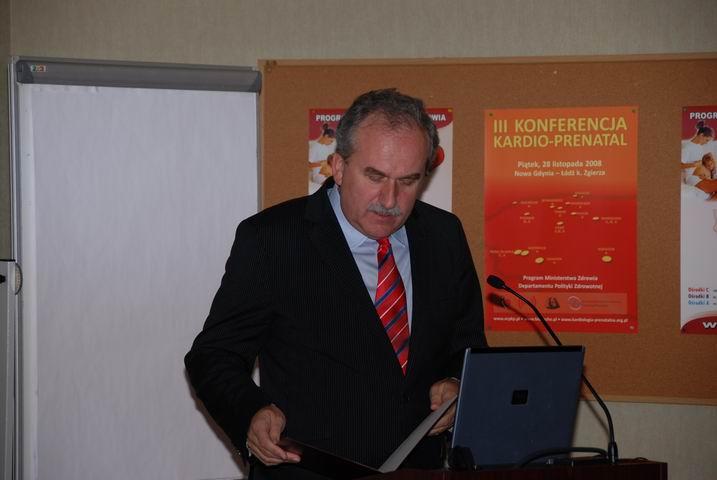 Podsekretarz Stanu dr Adam Fronczak